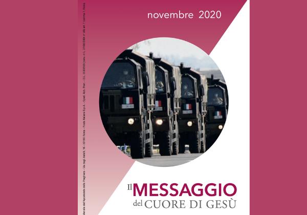 editoriale il messaggio nov 20