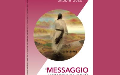 editoriale il messaggio ott 20