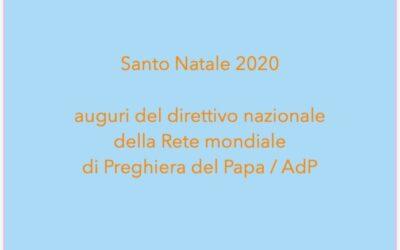 auguri del direttivo nazionalenatale '20